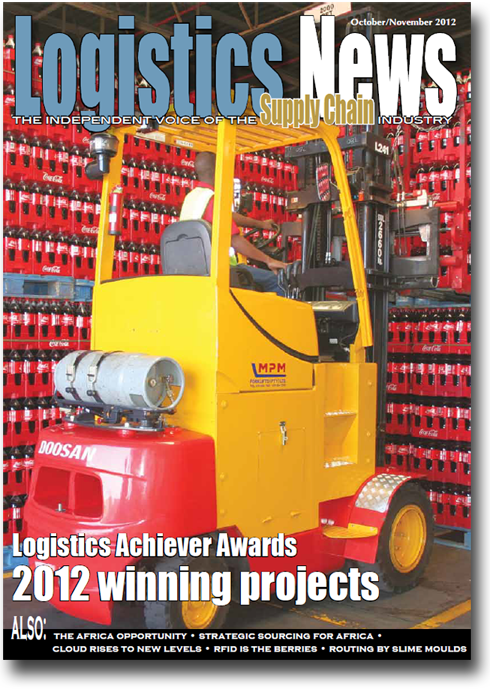 Logistics News October/November 2012